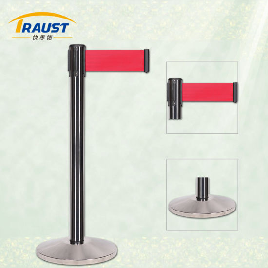 New Style Crowd Control Stanchion with Cheap Price