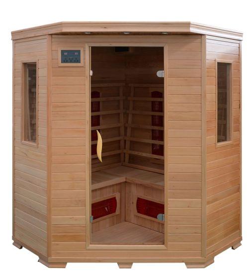 2019 New Design Luxury Far Infrared Sauna Room (SEK-B3C)