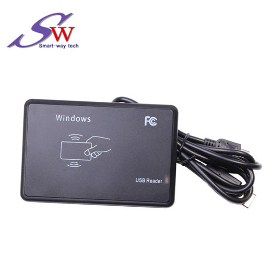 Full Agreement USB RFID ID Contactless Proximity Smart Card Reader