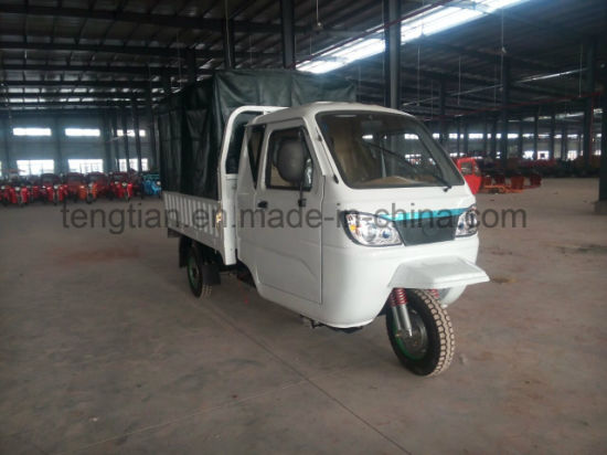 Steel Container Used Tricycle pictures & photos