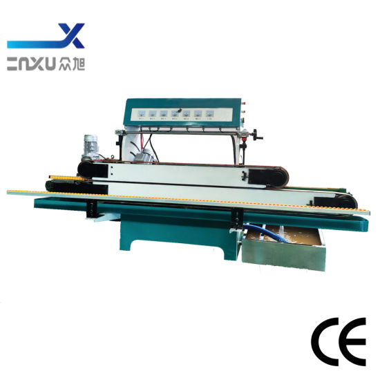 China Zxm A231 Glass Edge Grinding Machine For Glass Cabinet Door