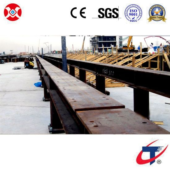Steel Structure / Profile Steel / H Beam Gaogong Group pictures & photos