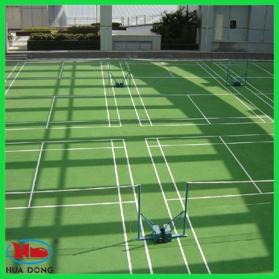 China AntiSlip Basketball Court Rubber Floors For Sale China Used - Used basketball court flooring for sale