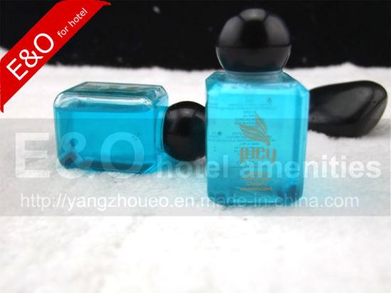 Hotel Amenity 30ml Cosmetic Bottle Shampoo in Bottle