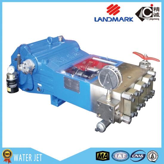 550bar Hydrodemolition Automotive Ultra High Pressure Magnetic Pump (WE33)