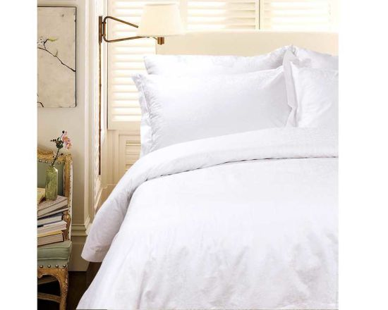 300tc Cotton Bedding Set for 5 Star Hotel pictures & photos
