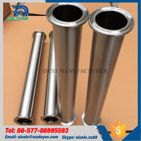 3A Stainless Steel Pipe Spool Clamp Ends pictures & photos