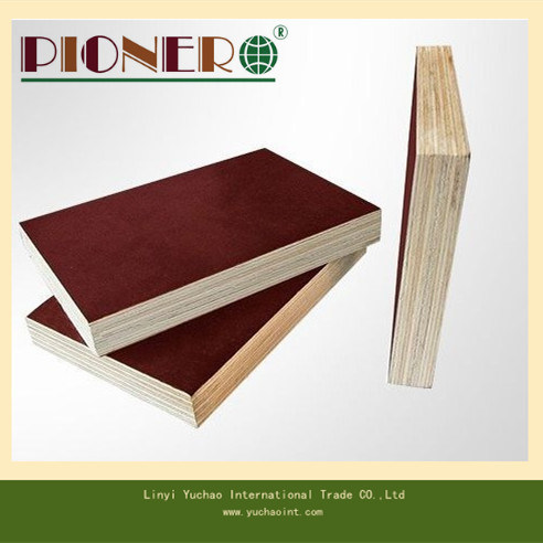 High Quality Cheap Price Film Faced Plywood for Dubia