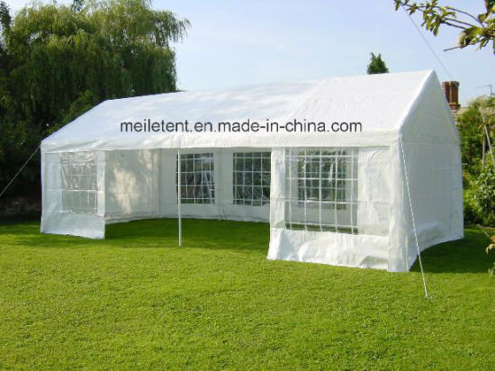10X9m Small Party Tent for 70 Person (ML185) pictures & photos