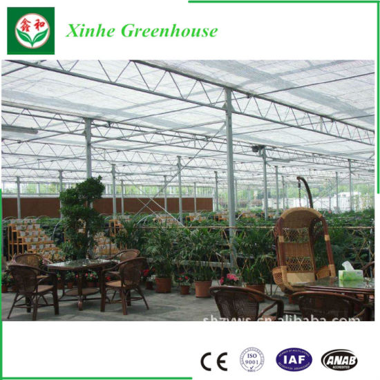 Automatic Control System Glass Green House for Agriculture