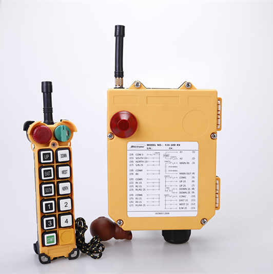 F24-10d Industrial Concrete Pump Radio Remote Control