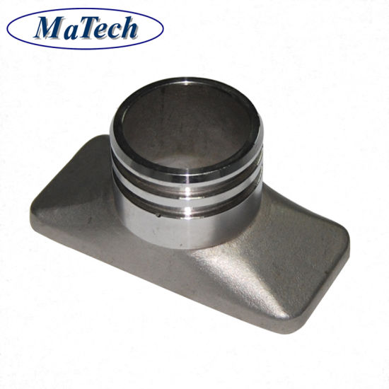Foundry Custom Steel Casting Parts for Transportation Machinery