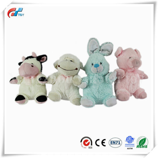 New Toy Factory Direct Sale Cheapest Stuffed Soft Toys Plush Sheep Toys Farm Animals