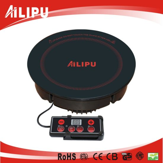 Fashion Home Appliance of Induction Cooker, New Product of Kitchenware, Electric Cookware, Induction Plate, Promotional Gift (SM-H201)