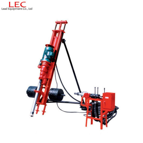 Portable Mining Machinery 30m Depth DTH Drilling Rig for Sale