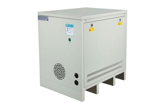 Factory Price 3 Phase 100kVA Electric Outdoor Dry Type AC Step up Isolation Transformer Delta or Star Connection