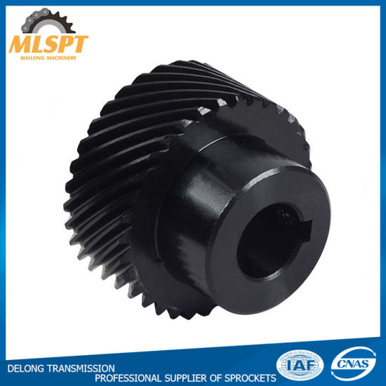 China Industrial Power Transmission Machine Gears for Rack