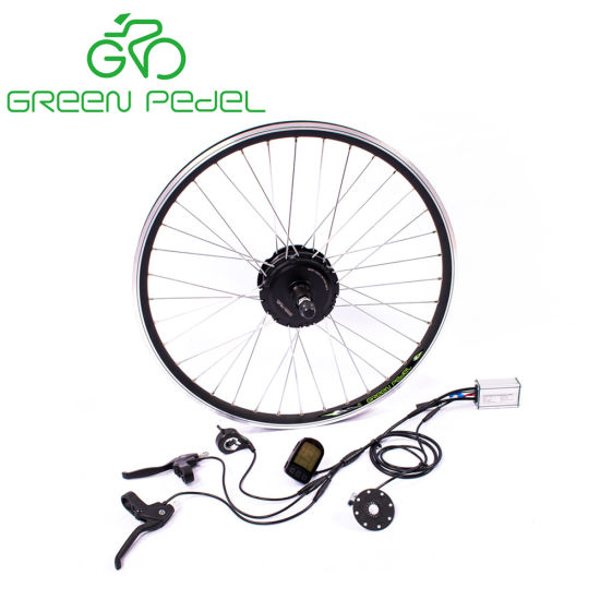 China 20 Inch Front Wheel Hub Motor 350 Watt Electric Bike