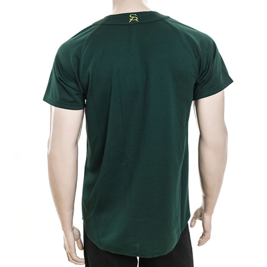 Healong Top Sale Sportswear Customized Sublimation Printing Baseball Shirts pictures & photos