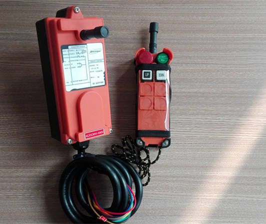 Industrial Machine Hoist Crane Remote Control Switch