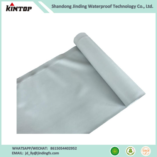 China Building Material Sheet Pvc Membrane For