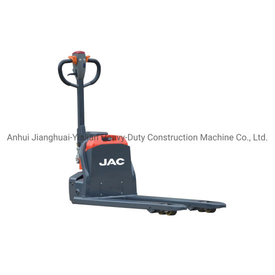 JAC 1.5 Ton Lithium Battery Pallet Truck / Pallet Truck / Forklift
