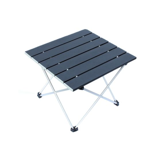 Outdoor Aluminum Camping Table Folding Camping Table Side Table