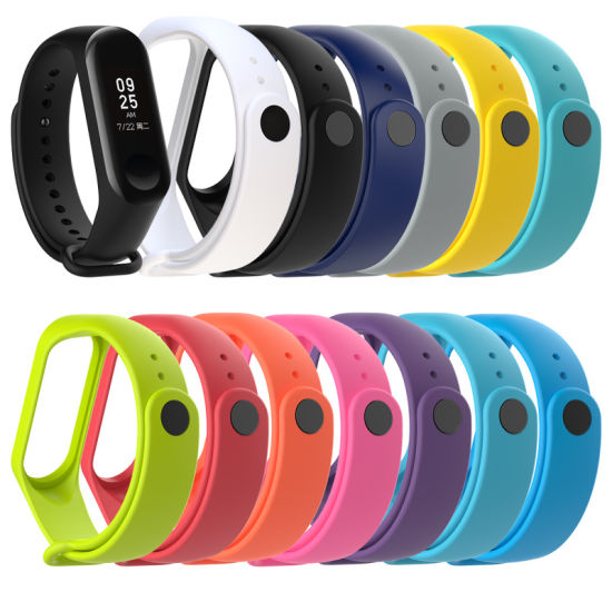 Replacement Silicone Wrist Strap Watch Band pictures & photos