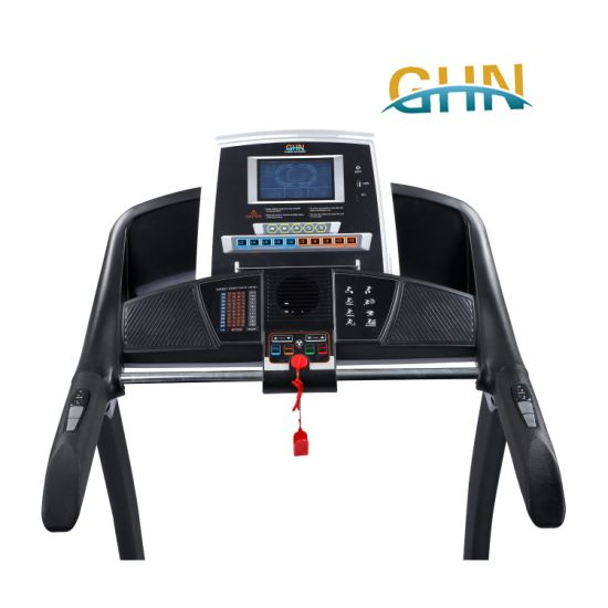 Motorized Electric Treadmill with DC 3.0 Motor Power Plus