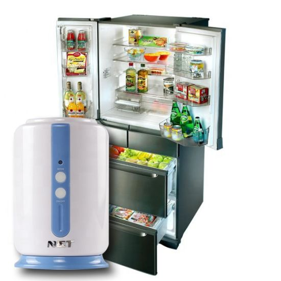 New Design Mini Ozone Disinfector Air Purifier Fridge Use