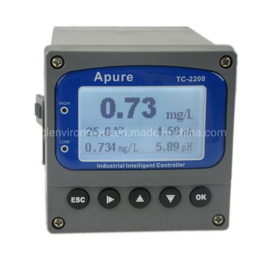 Industrial Online Residual Chlorine Meter with Sensor