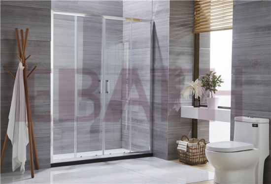 Low-Noise Sanitary Ware Product of Shower Enclosure for Bathroom