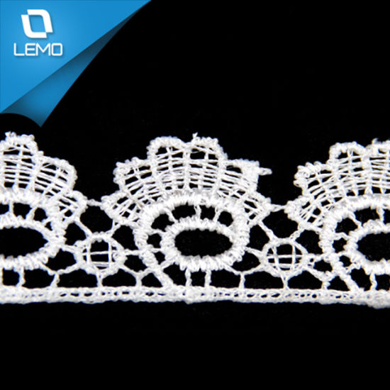 High Quality Chinese Factory Wholesale Chemical 100% Polyester Lace