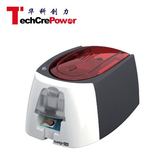 High Quality Cheap Evolis Badgy200 PVC Smart ID Card Printer