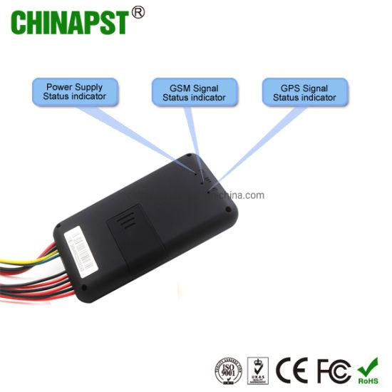 China Free Web APP Tracking Vehicle GPS Tracking Device (PST