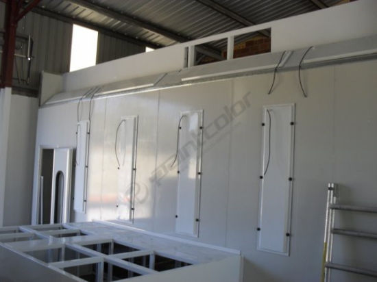 China Automotive Spray Booth for Sale in Australia