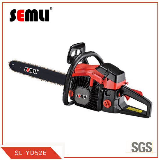 5200 Agricultural Power Tools Gas Chain Saw Popular in India