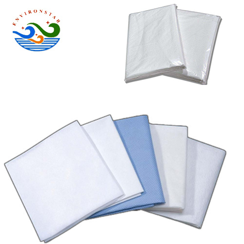 Home Textile Disposable Nonwoven Hydrophobic Nonwoven Fabric Bed Sheet pictures & photos