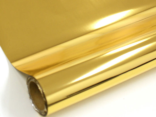 Metal Alloys - Golden Brass Foil with Extra Surface Protection