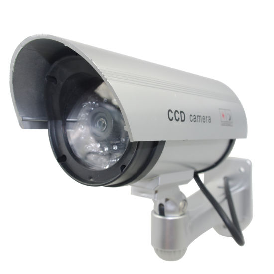 Indoor or Outdoor Security Surveillance Fake Analog Camera pictures & photos