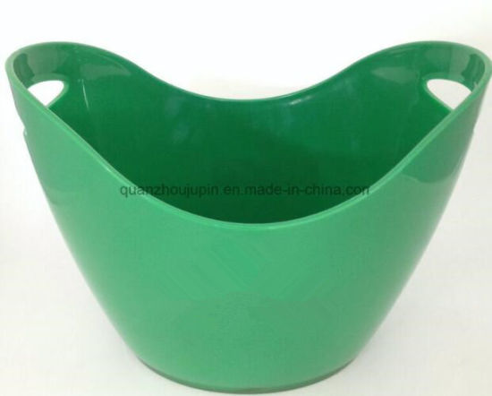 OEM Champagne Ice Bucket with Handle for Promotional Gift pictures & photos