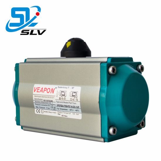 High Precision Compact Explosion Proof Control Valve Air Torque Cylinder Actuator Prices pictures & photos