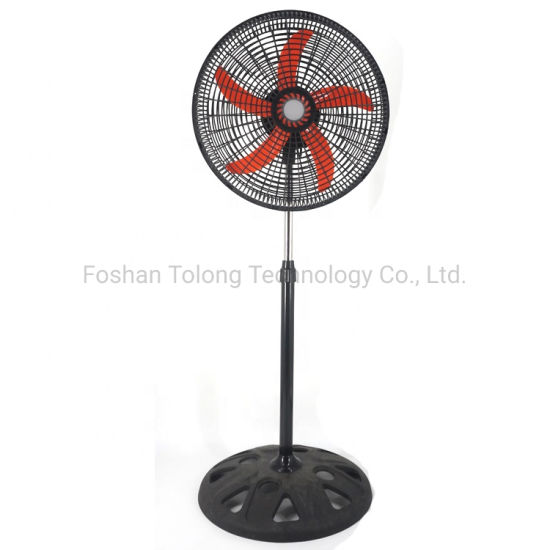 Blutech African Hot Sell Design Stand Fan