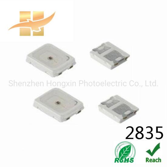 High Lumen 3V 0.2W 2835 SMD LED Datasheet