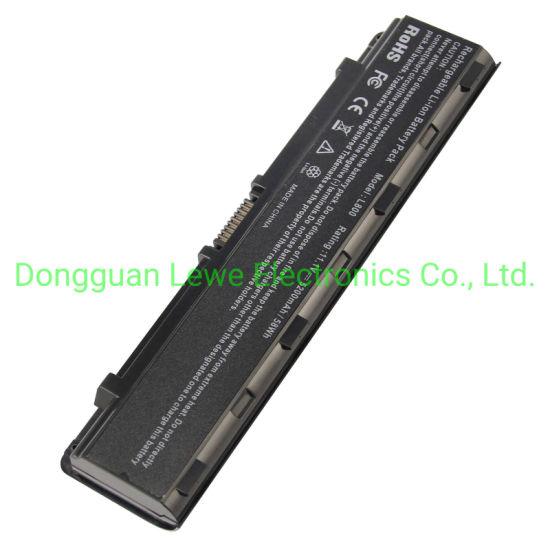 for Toshiba PA5024u 11.1V 5200mAh Black Laptop Battery