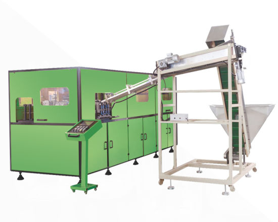 Fully Automatic 6 Cavity Bottle Making Blowing Molding Pet Blow Moulding Machine/Plastic/Injection Blow Moulding Machine