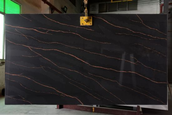 Vanity Top Wholesale Price Popular Color Artificial Quartz Stone for Kitchen Bathroom Countertops with NSF Certification