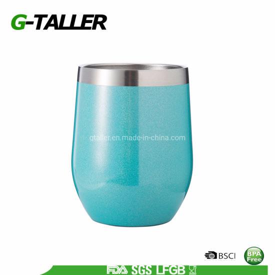12oz Stainless Steel Vacuum Sealed Tumbler