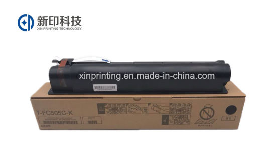 Compatible Color Toner Cartridge T-FC505 for Toshiba E-Studio 2000AC/2500AC/2505AC/3005AC/3505AC/4505AC
