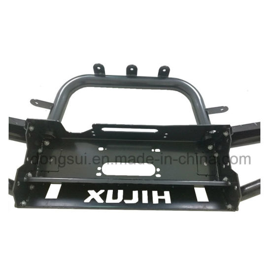 Steel Front Bumper Bull Bar for Toyota Hilux Vigo pictures & photos